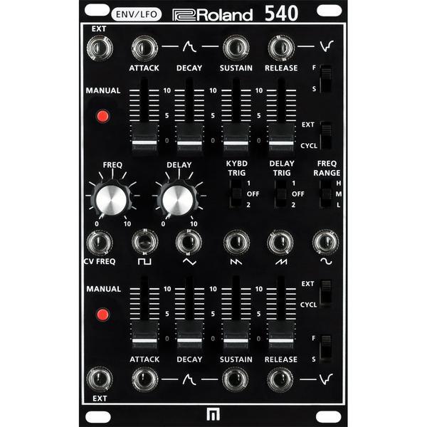 Синтезатор Roland Модуль расширения SYSTEM-500 540 J