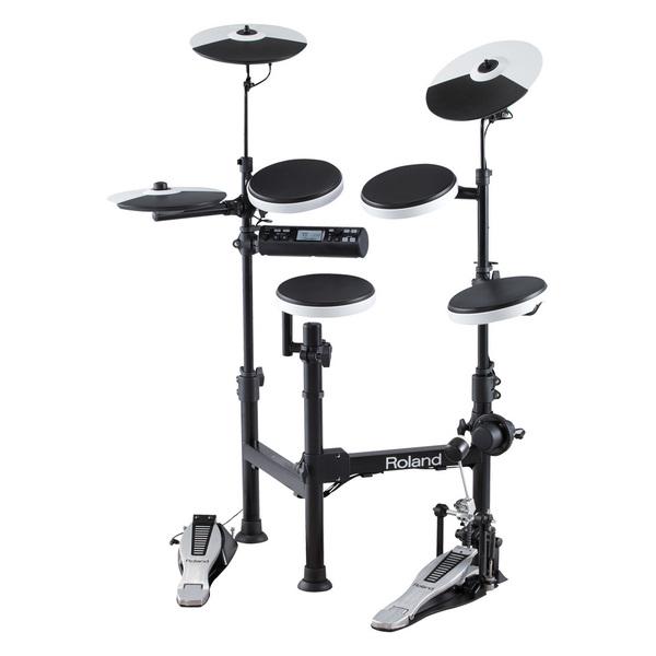 Электронные барабаны Roland TD-4KP электронные барабаны roland стул для барабанщика rdt sv