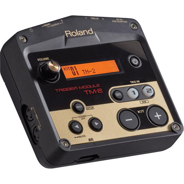 Электронные барабаны Roland Барабанный модуль TM-2