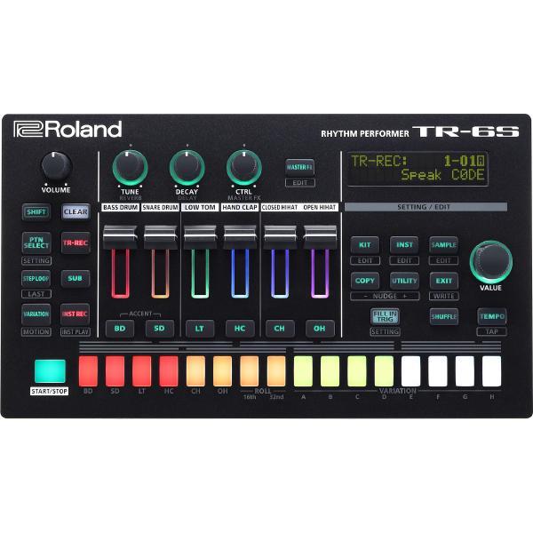 Драм-машина Roland TR-6S