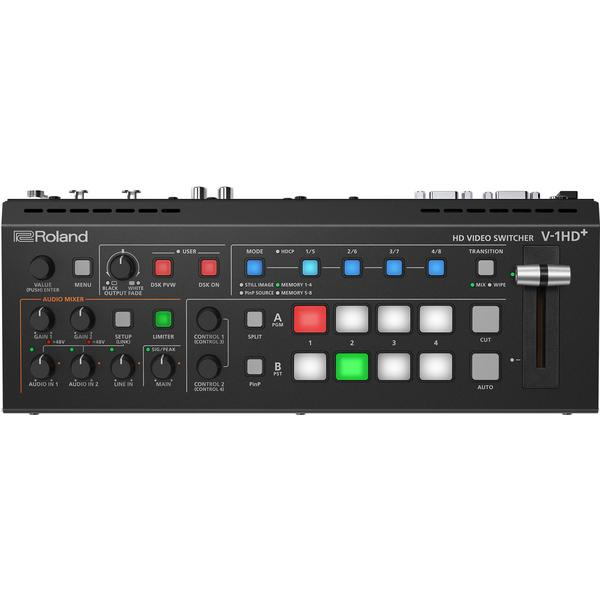 Аксессуар для концертного оборудования Roland Видеомикшер V-1HD+