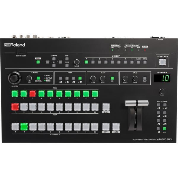 Аксессуар для концертного оборудования Roland Видеомикшер V-800HD MK II