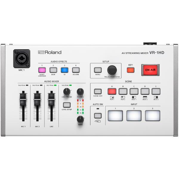 Аксессуар для концертного оборудования Roland Видеомикшер VR-1HD
