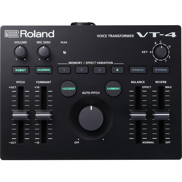 Вокальный процессор Roland VT-4