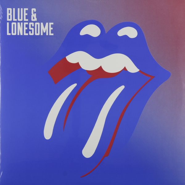 Rolling Stones - Blue Lonesome (2 LP)