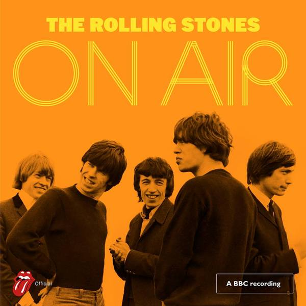Rolling Stones Rolling Stones - On Air (2 LP) лонгслив printio voldemort x rolling stones