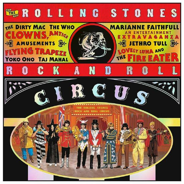 Rolling Stones Rolling Stones - Rock And Roll Circus (3 LP) фото