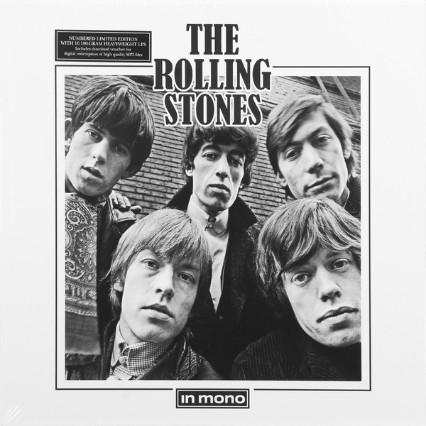 Rolling Stones Rolling Stones - Rolling Stones In Mono (16 LP) health colorful chakra stones hollowed leaf necklace for women