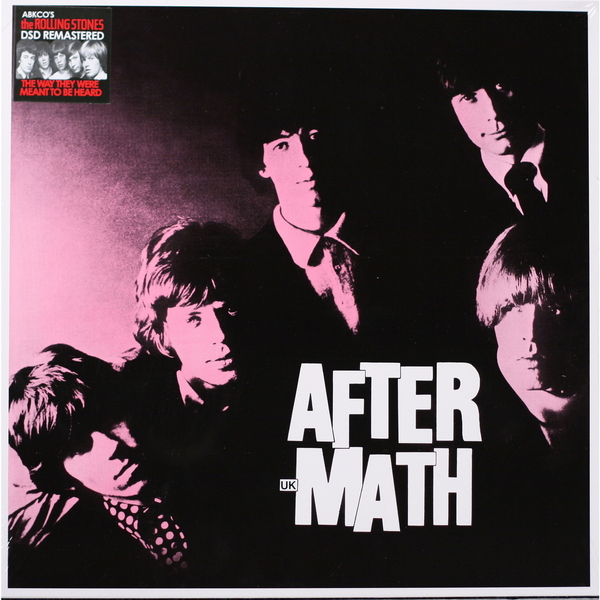 Rolling Stones Rolling Stones - Aftermath (uk Version) rolling stones arnhem