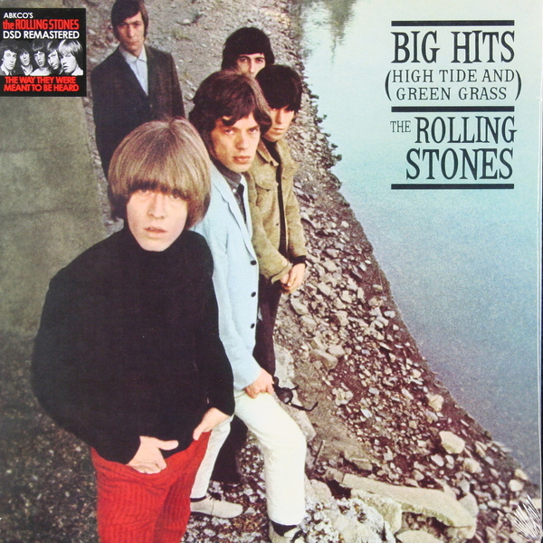 Rolling Stones - Big Hits (high Tides And Green Grass)