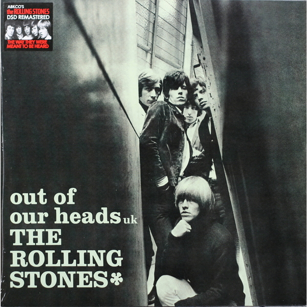 Rolling Stones Rolling Stones - Out Of Our Heads (uk Version) лонгслив printio voldemort x rolling stones