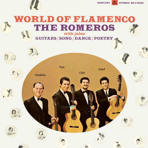 Romeros Romeros - World Of Flamenco (2 Lp, 180 Gr) виниловая пластинка romeros the world of flamenco