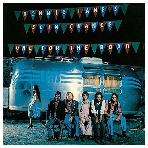 Ronnie Lane Ronnie Lane - One For The Road razor black label r tec