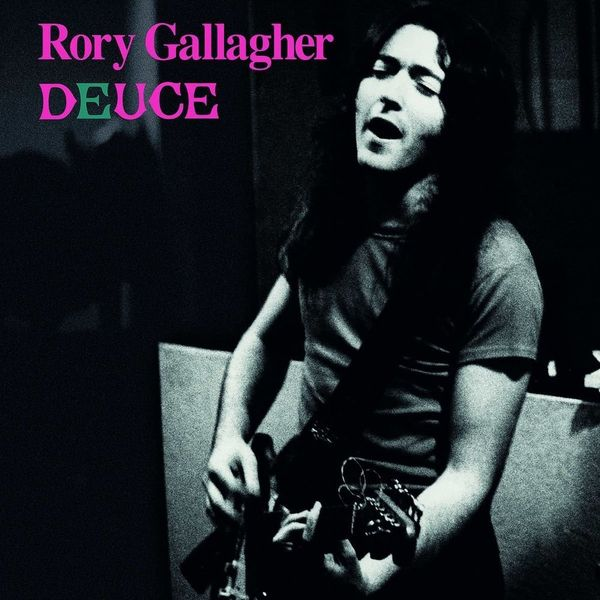 Rory Gallagher Rory Gallagher - Deuce liam gallagher liam gallagher as you were picture