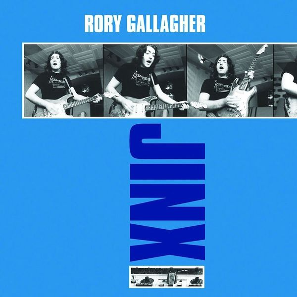 Rory Gallagher Rory Gallagher - Jinx print bar jinx