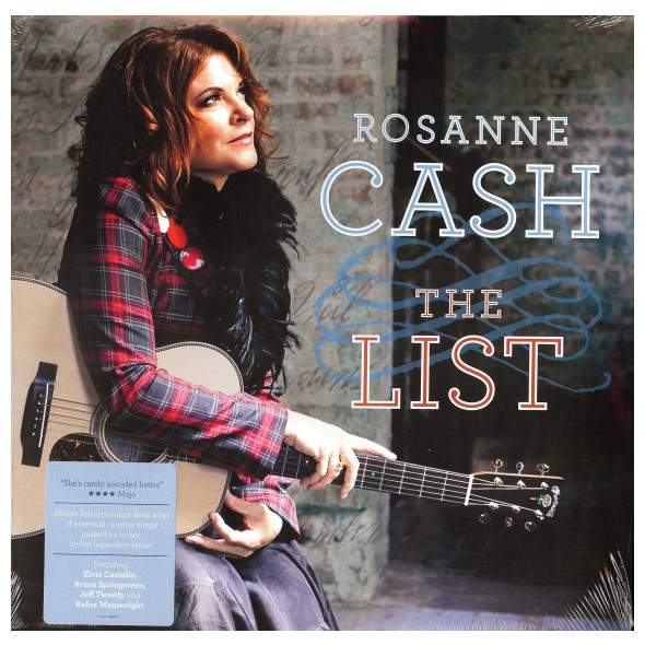 Rosanne Cash Rosanne Cash - The List norman f gorny northern song dynasty cash variety guide 2016