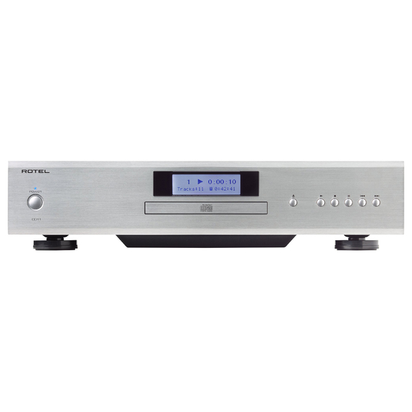CD проигрыватель Rotel CD11 Silver cd проигрыватель t a music player balanced silver