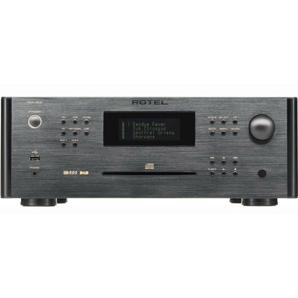 CD ресивер Rotel RCX-1500 Black cd ресивер rotel rcx 1500 silver