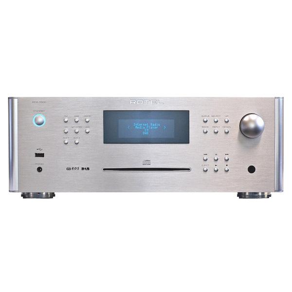 CD ресивер Rotel RCX-1500 Silver тюнеры rotel rt 11 v2 silver