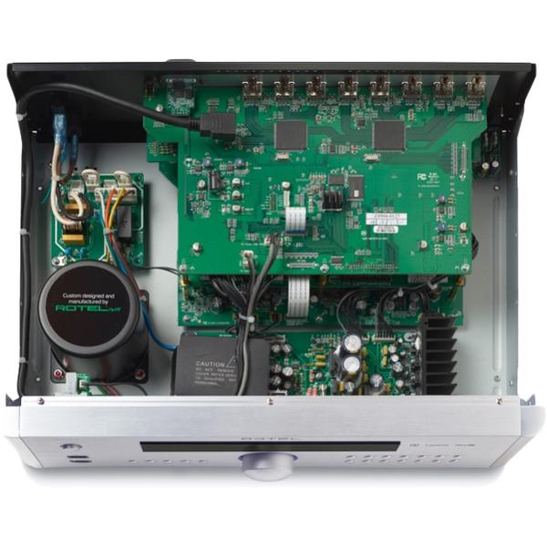 AV процессор Rotel