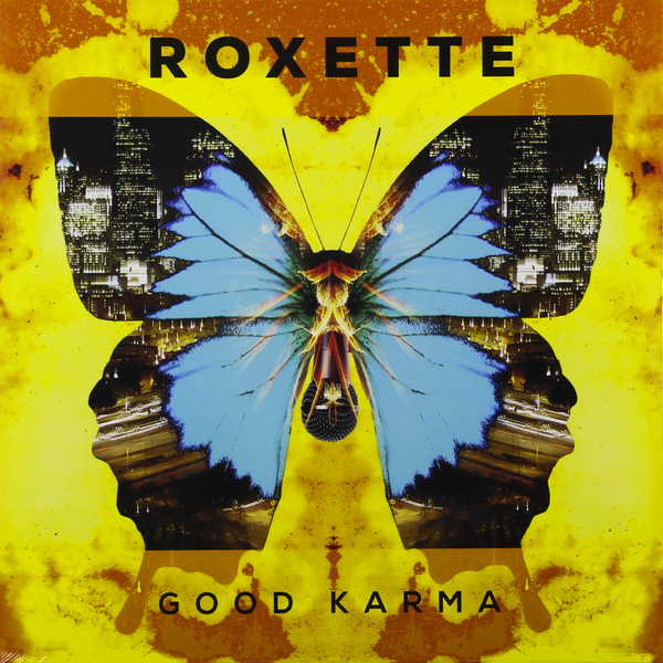 Roxette Roxette - Good Karma (оранжевый Винил) roxette roxette it must have been love lp s