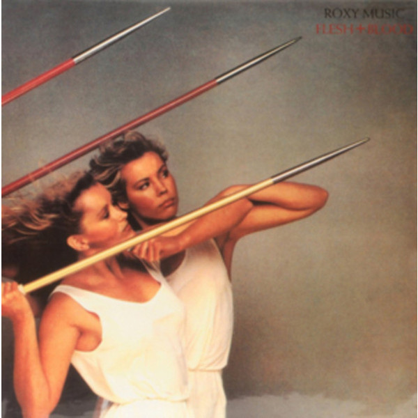 Roxy Music Roxy Music - Flesh And Blood mikael niemi popular music