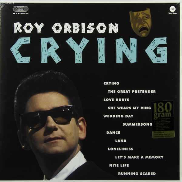 Roy Orbison Roy Orbison - Crying (180 Gr) guano apes guano apes proud like a god 180 gr colour