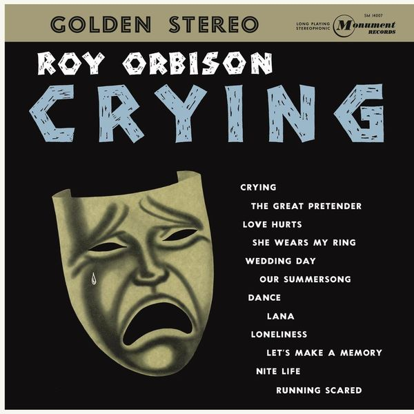 Roy Orbison Roy Orbison - Crying two component 400ml 1 1 ab glue gun manual glued joints agent of true porcelain