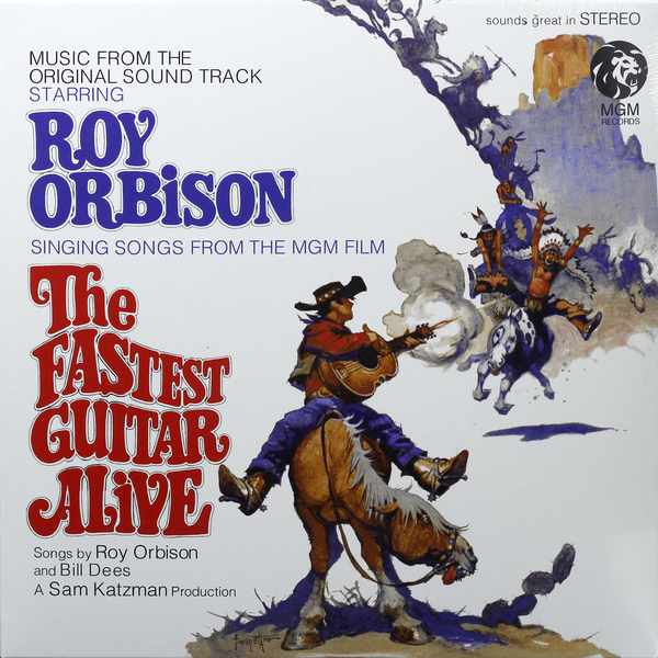 Roy Orbison Roy Orbison - The Fastest Guitar Alive m n roy the philosopher