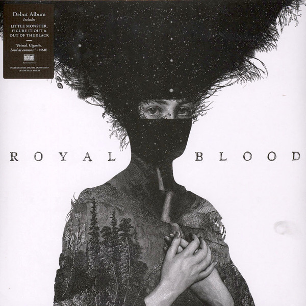 Royal Blood Royal Blood - Royal Blood demaoxiang white 40