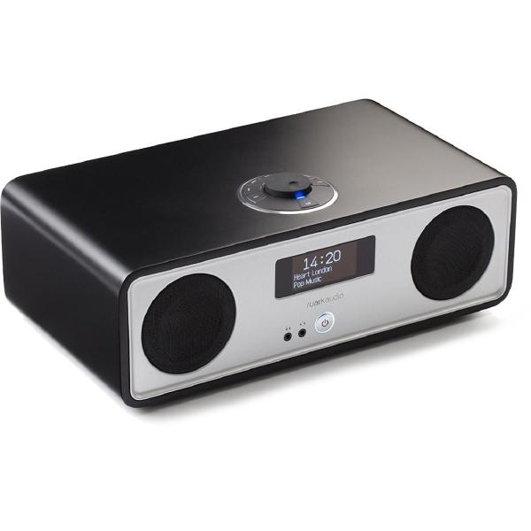 Hi-Fi минисистема Ruark Audio R2 MK3 Soft Black hi fi минисистема yamaha mcr n870 black
