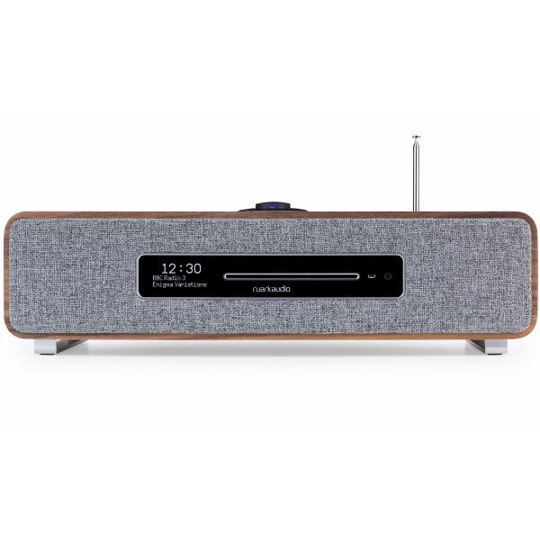 Hi-Fi минисистема Ruark Audio R5 Rich Walnut + MRx
