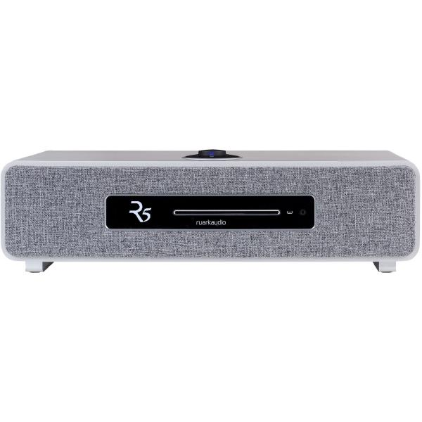 Hi-Fi минисистема Ruark Audio R5 Soft Grey hi fi минисистема yamaha mcr n870 black