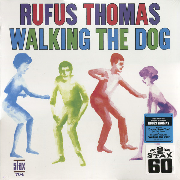 Rufus Thomas Rufus Thomas - Walking The Dog (180 Gr) rufus wainwright leeds