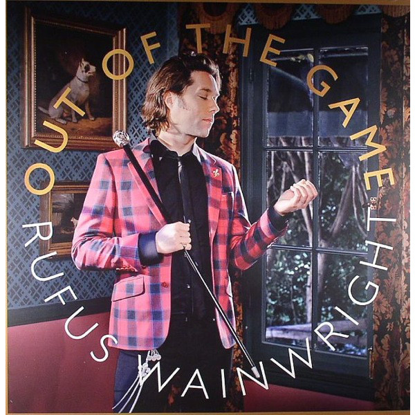 Rufus Wainwright Rufus Wainwright - Out Of The Game (2 LP) rufus wainwright live from the artists den blu ray