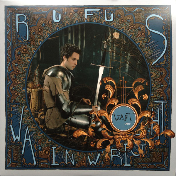 Rufus Wainwright Rufus Wainwright - Want One (2 LP) rufus wainwright leeds