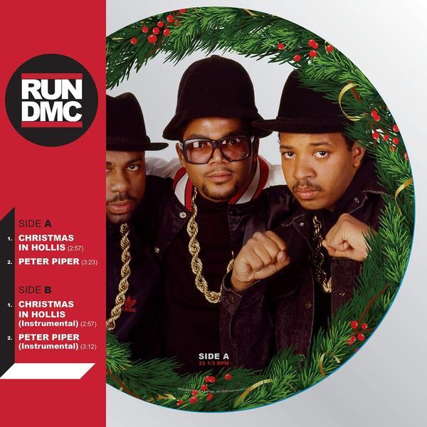 Run Dmc Run DmcRun-dmc - Christmas In Hollis / Peter Piper clatronic dmc 3533 3 in 1 lilac мультимейкер
