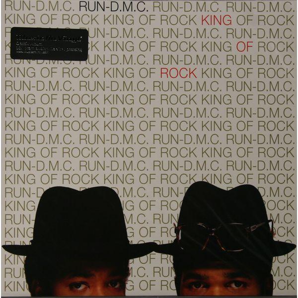 Run Dmc Run Dmc - King Of Rock (180 Gr)