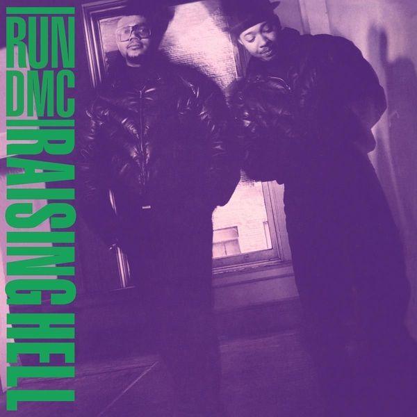 Run Dmc Run Dmc - Raising Hell (180 Gr) raising steam