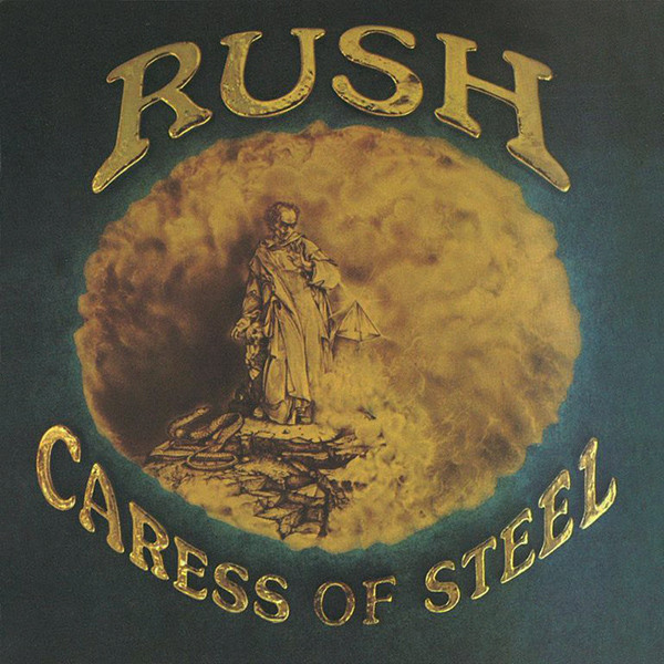 RUSH RUSH - Caress Of Steel фото