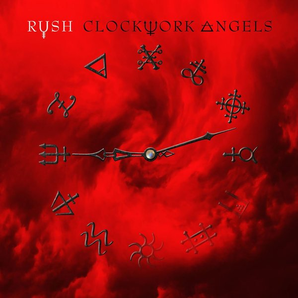 RUSH RUSH - Clockwork Angels (2 LP) rush rush exit stage left 2 lp