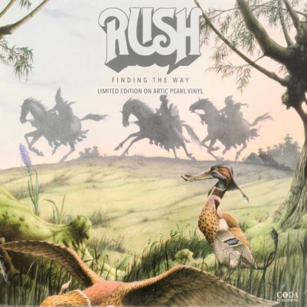 RUSH RUSH - Finding The Way (colour) finding the lost