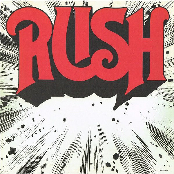 RUSH RUSH - Rush rush rush grace under pressure lp