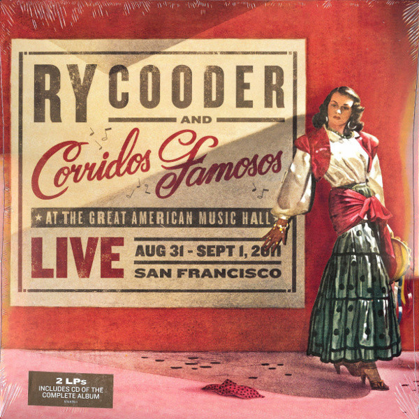 Ry Cooder Ry Cooder - Live In San Francisco (2 Lp+cd) what was the san francisco earthquake