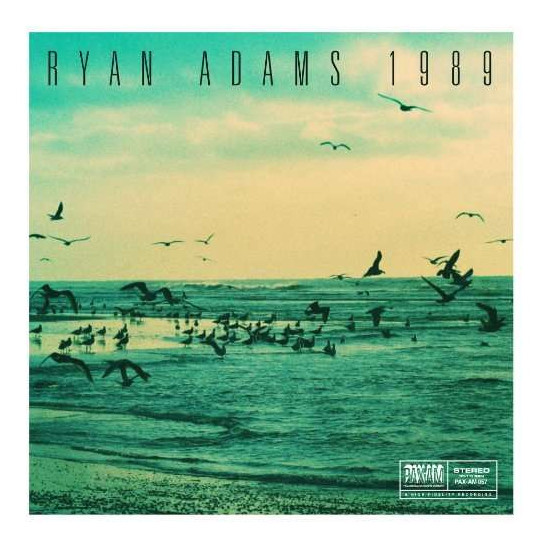 Ryan Adams Ryan Adams - 1989 (2 LP) kev adams saint brieuc