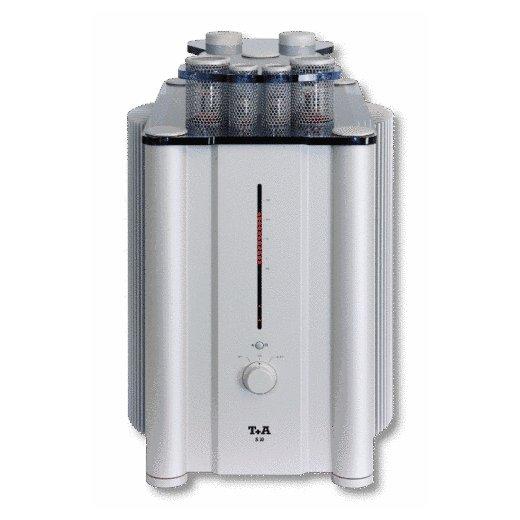 Ламповый стереоусилитель мощности T+A S 10 Silver стереоусилитель t a pa 2000 r silver