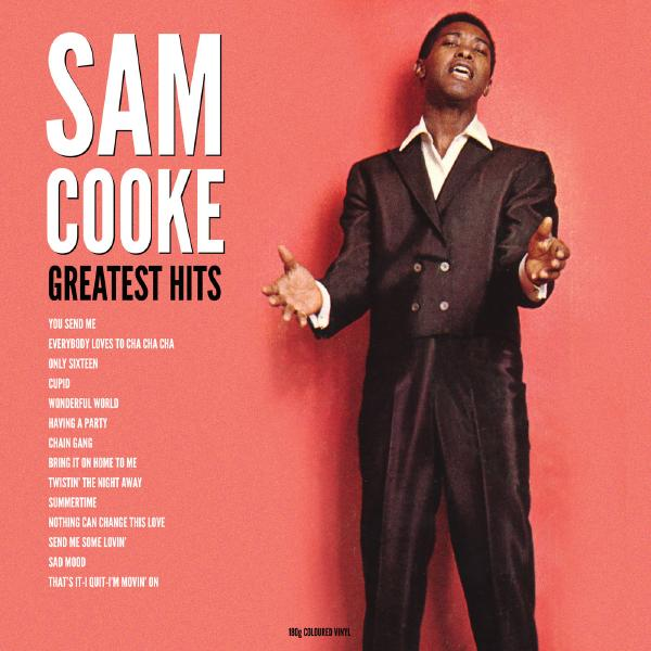Sam Cooke - Greatest Hits (colour, 180 Gr)