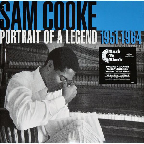 Sam Cooke - Portrait Of A Legend (2 LP)