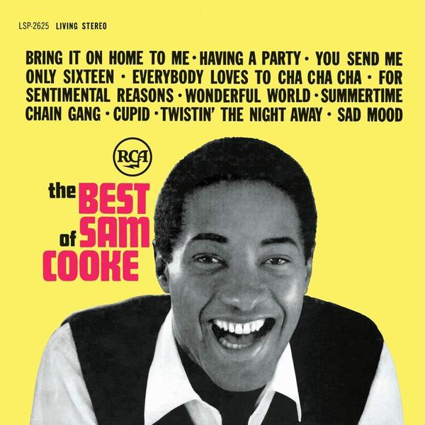 Sam Cooke Sam Cooke - The Best Of sam cooke sam cooke twistin the night away