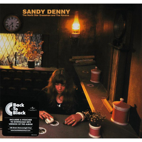 Sandy Denny Sandy Denny - The North Star Grassman And The Ravens denny